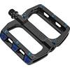 Sixpack Menace Pedalen blauw/zwart